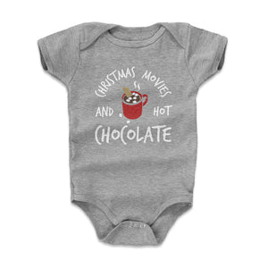 Christmas Movie and Chill Kids Baby Onesie
