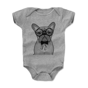 French Bulldog Kids Baby Onesie | 500 LEVEL