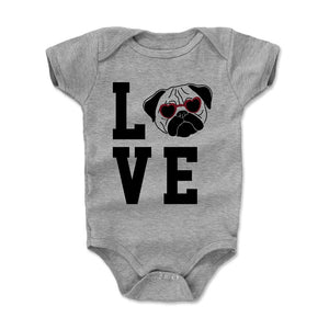 Pug Kids Baby Onesie | 500 LEVEL