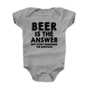 Beer Kids Baby Onesie | 500 LEVEL