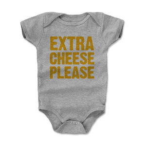 Cheese Kids Baby Onesie | 500 LEVEL