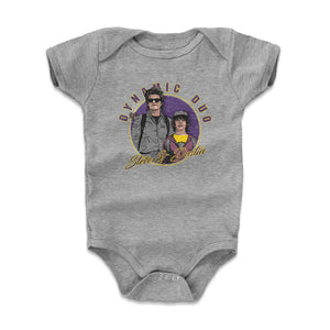 Stranger Things Kids Baby Onesie | 500 LEVEL