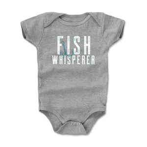 Funny Fishing Kids Baby Onesie | Bald Eagle Tees
