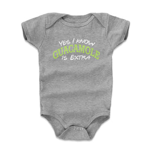 Guacamole Kids Baby Onesie | 500 LEVEL