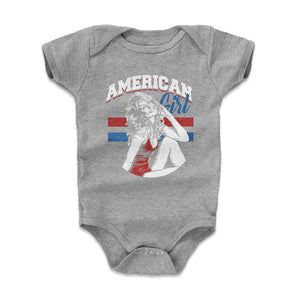 Farrah Fawcett Kids Baby Onesie | 500 LEVEL
