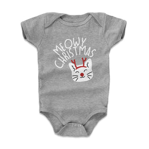 Christmas Cat Lovers Kids Onesie