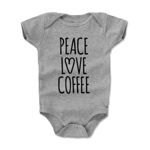 Coffee Lovers Kids Baby Onesie