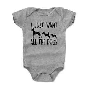 Dog Lover Kids Baby Onesie | 500 LEVEL