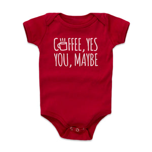 Cute Coffee Lovers Kids Baby Onesie