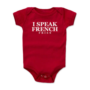 French Fries Kids Baby Onesie | 500 LEVEL