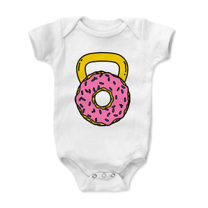 Donut Kids Baby Onesie | 500 LEVEL