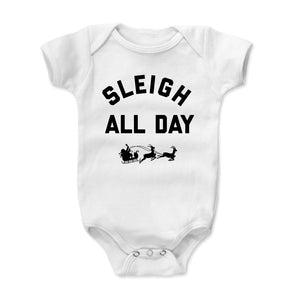 Sleigh All Day Kids Baby Onesie