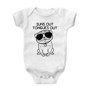 Funny Dog Kids Baby Onesie | 500 LEVEL