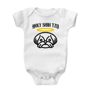 Shih Tzu Kids Baby Onesie | 500 LEVEL
