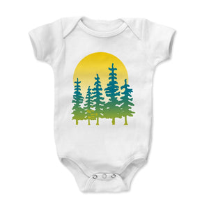 Nature Art Kids Baby Onesie | Bald Eagle Tees