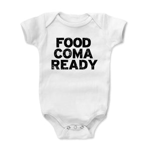 Food Coma Kids Baby Onesie | 500 LEVEL