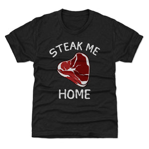 Steak Kids T-Shirt | 500 LEVEL