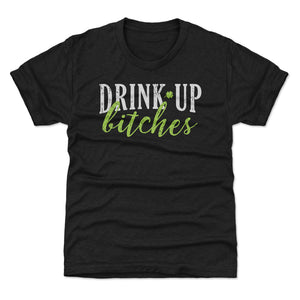 St. Patrick's Day Drinking Kids T-Shirt | 500 LEVEL