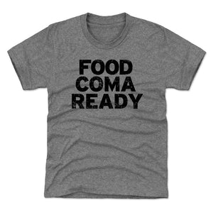 Food Coma Kids T-Shirt | 500 LEVEL