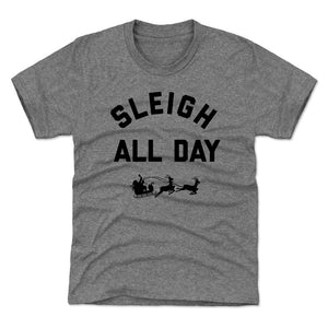 Sleigh All Day Kids T-Shirt