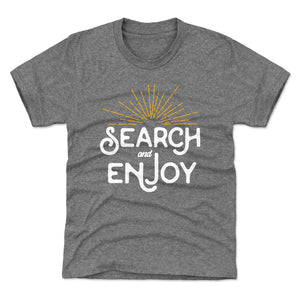 Adventure Lover Kids T-Shirt | Bald Eagle Tees