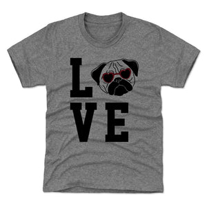 Pug Kids T-Shirt | 500 LEVEL