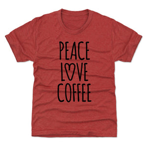 Coffee Lovers Kids T-Shirt