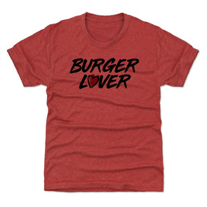 Burger Kids T-Shirt | 500 LEVEL