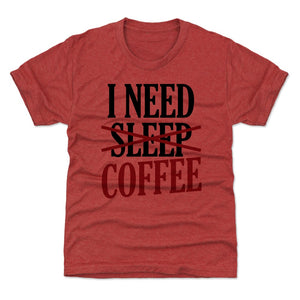 Coffee Lovers Kids T-Shirt | 500 LEVEL