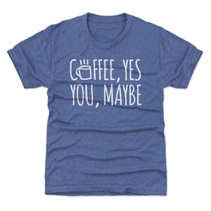 Cute Coffee Lovers Kids T-Shirt | 500 LEVEL