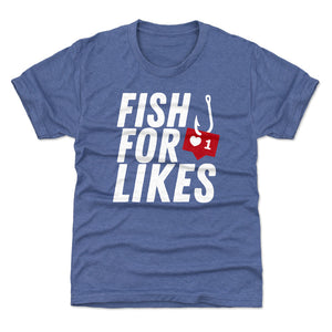 Funny Fishing Kids T-Shirt | Bald Eagle Tees