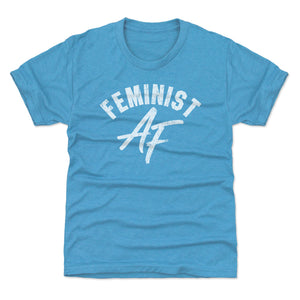 Feminist Kids T-Shirt | 500 LEVEL
