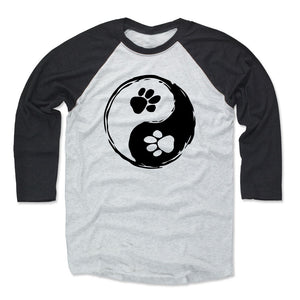 Cat Men's Baseball T-Shirt | 500 LEVEL