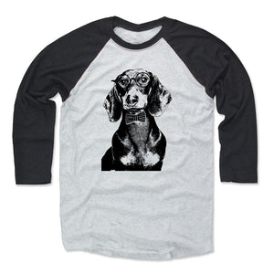 Dachshund Men's Baseball T-Shirt | 500 LEVEL