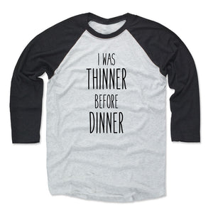 Thanksgiving Food Men's Baseball T-Shirt | 500 LEVEL