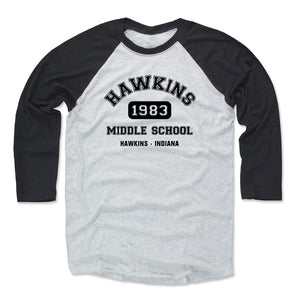 Stranger Things Men's Baseball T-Shirt | 500 LEVEL