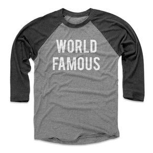 Motivational Men's Baseball T-Shirt | 500 LEVEL