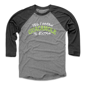 Guacamole Men's Baseball T-Shirt