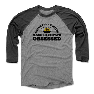Novelty Thanksgiving Men's Baseball T-Shirt