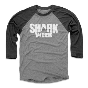Shark Week Men's Baseball T-Shirt | 500 LEVEL