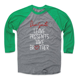 Funny Christmas Men's Baseball T-Shirt