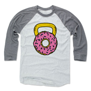Donut Men's Baseball T-Shirt