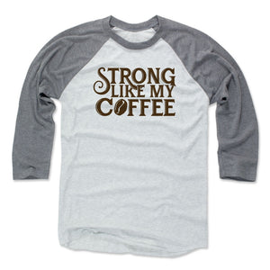Coffee Lovers Men's Baseball T-Shirt