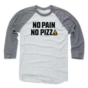 Pizza Men's Baseball T-Shirt | 500 LEVEL