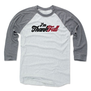 Funny Thanksgiving Men's Baseball T-Shirt