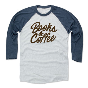 Coffee Lovers Men's Baseball T-Shirt | 500 LEVEL