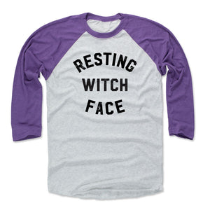 Resting Witch Men's Baseball T-Shirt