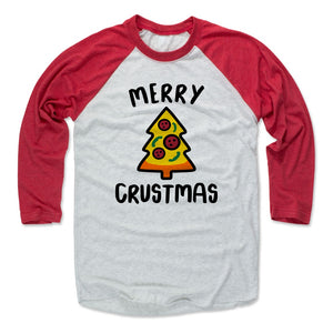 Funny Christmas Tree Men's Baseball T-Shirt