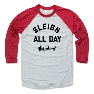 Sleigh All Day Men's Baseball T-Shirt
