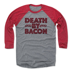 Bacon Men's Baseball T-Shirt | 500 LEVEL
